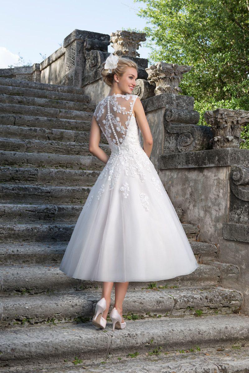 Kurze Brautkleider  Brautkleid Kurz Brautmode Und
