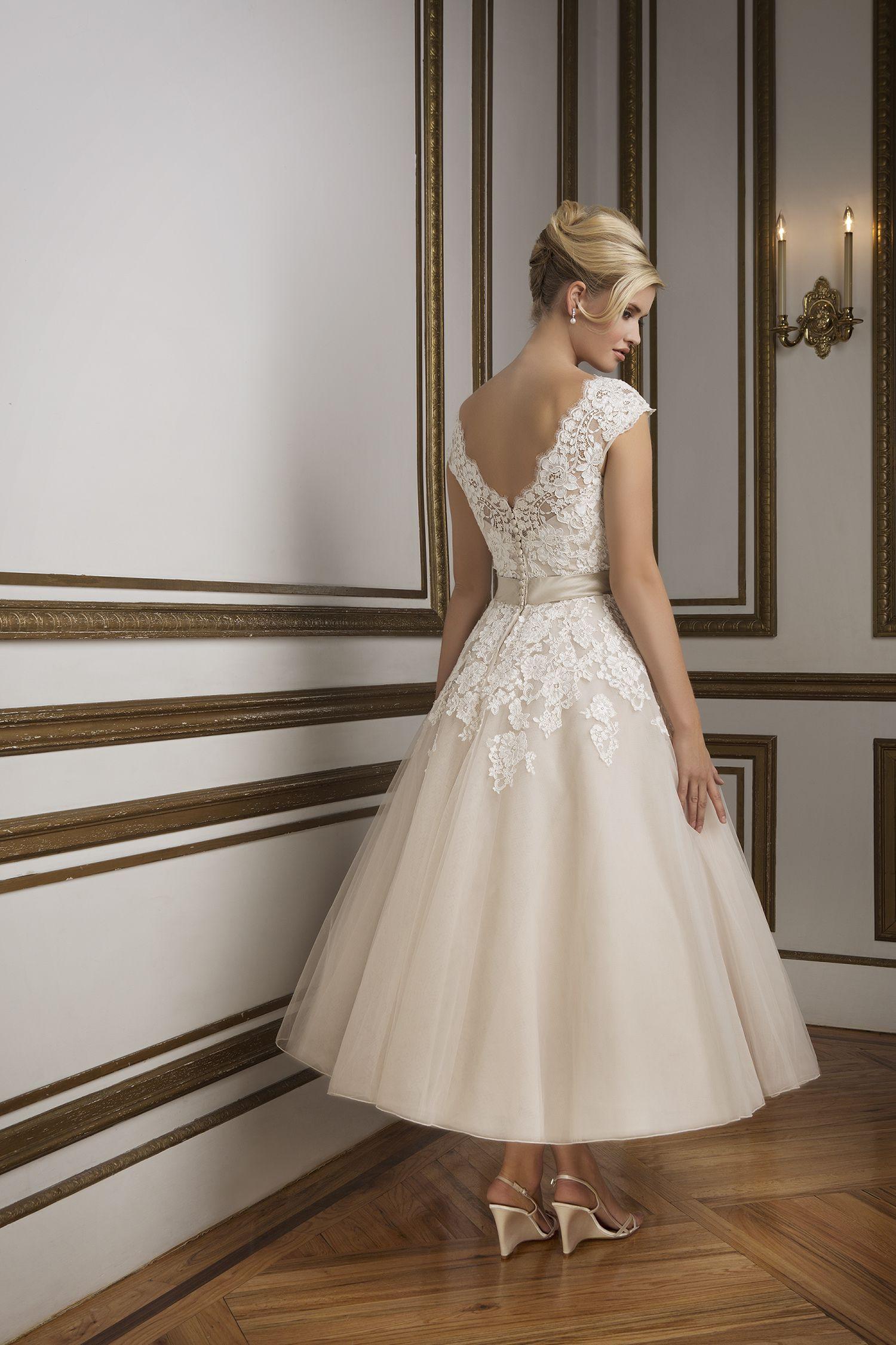 Kurze Brautkleider  Brautkleid