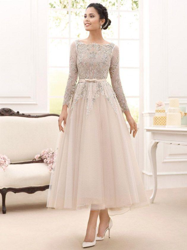 Kurze Brautkleider  Miss Solution Brautkleidergalerie