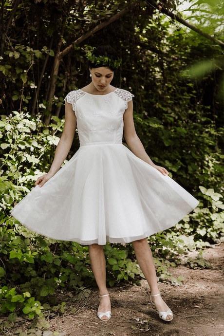 Kurze Hochzeitskleider 2020