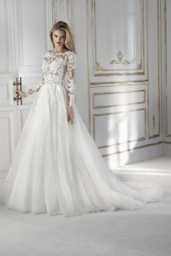 La Sposa  Kleider Hochzeit Hochzeitskleid Rückenfreie