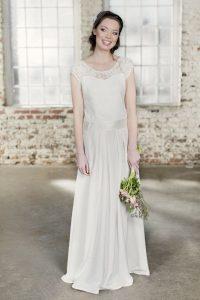 Labude  Brautkleid Florentine Hochzeitskleid Vintage