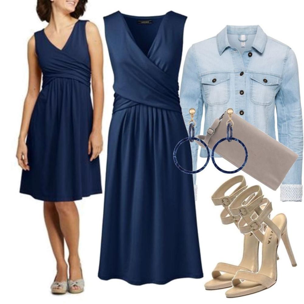 Lands End Jerseykleid Für Damen Zum Nachshoppen Auf
