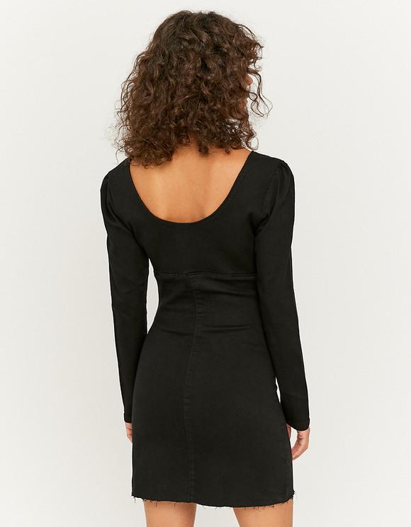Langärmliges Denim Kleid  Tally Weijl Online Shop