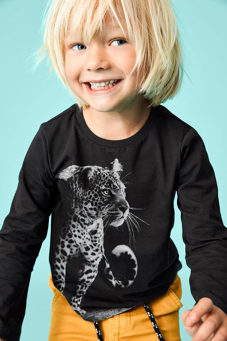 Langarmshirt Fotodruck » Jakoo  Kinder Kleidung Foto