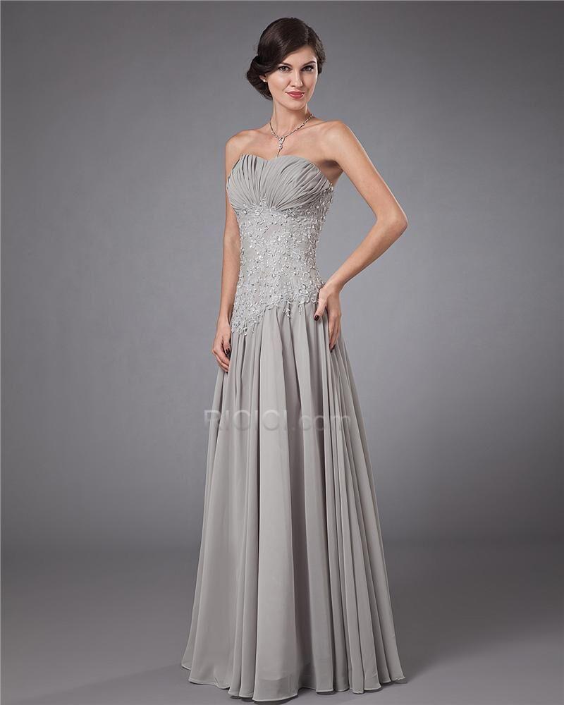 Lange Brautmutter Abendkleider Für Festliche Bandeau