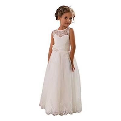 Lange Kleider In Weiß Für Mädchen Günstig Online Kaufen