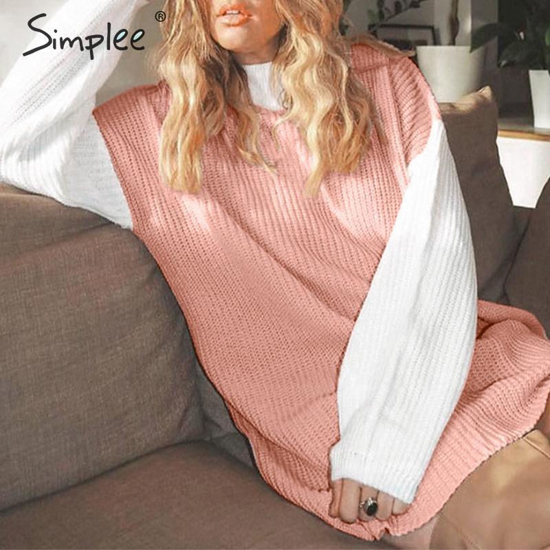 Langer Pullover Damen  Ultimusch