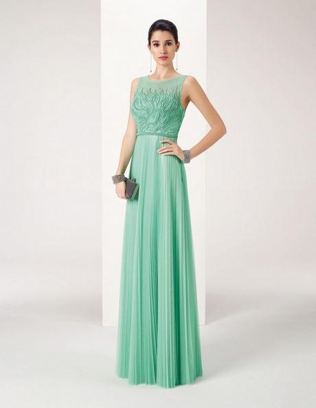 Langes Kleid Pastell