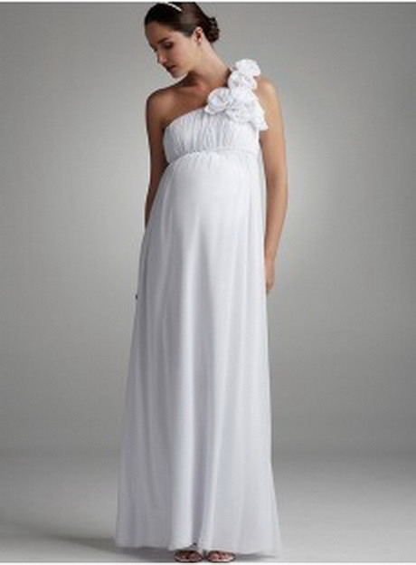 Langes Kleid Schwangerschaft