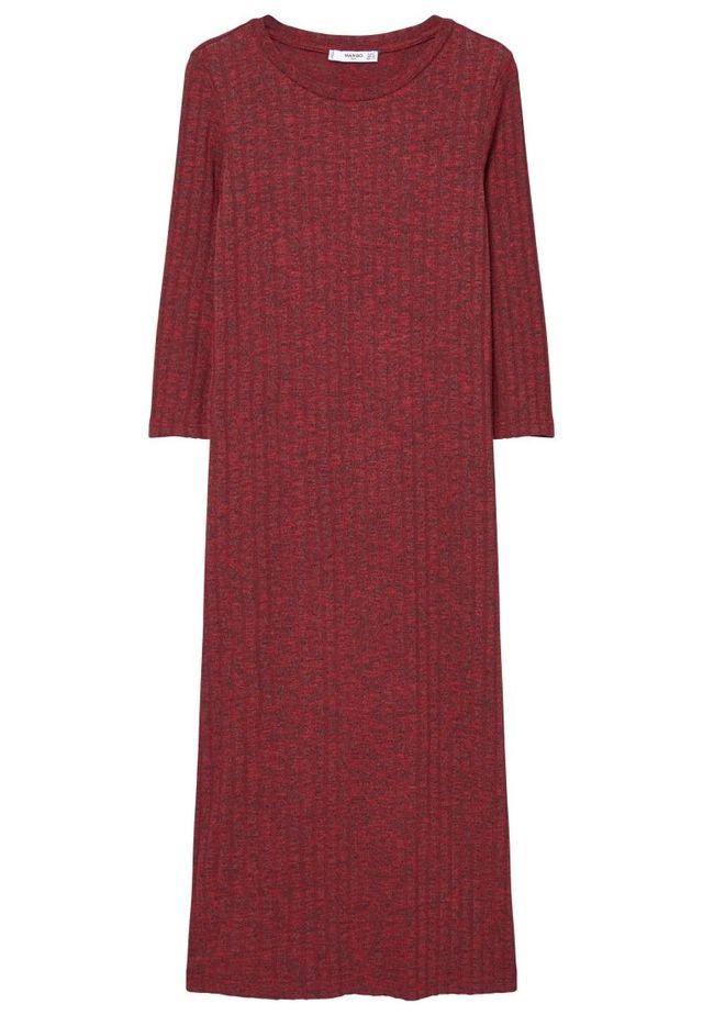 Langes Strickkleid: Herbst-Must-Have   Elle