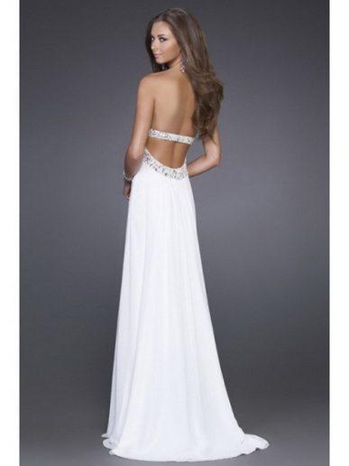 langes-weises-kleid