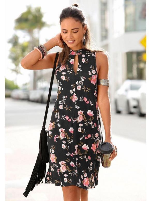 Lascana Strandkleid  Cute Summer Dresses Dresses