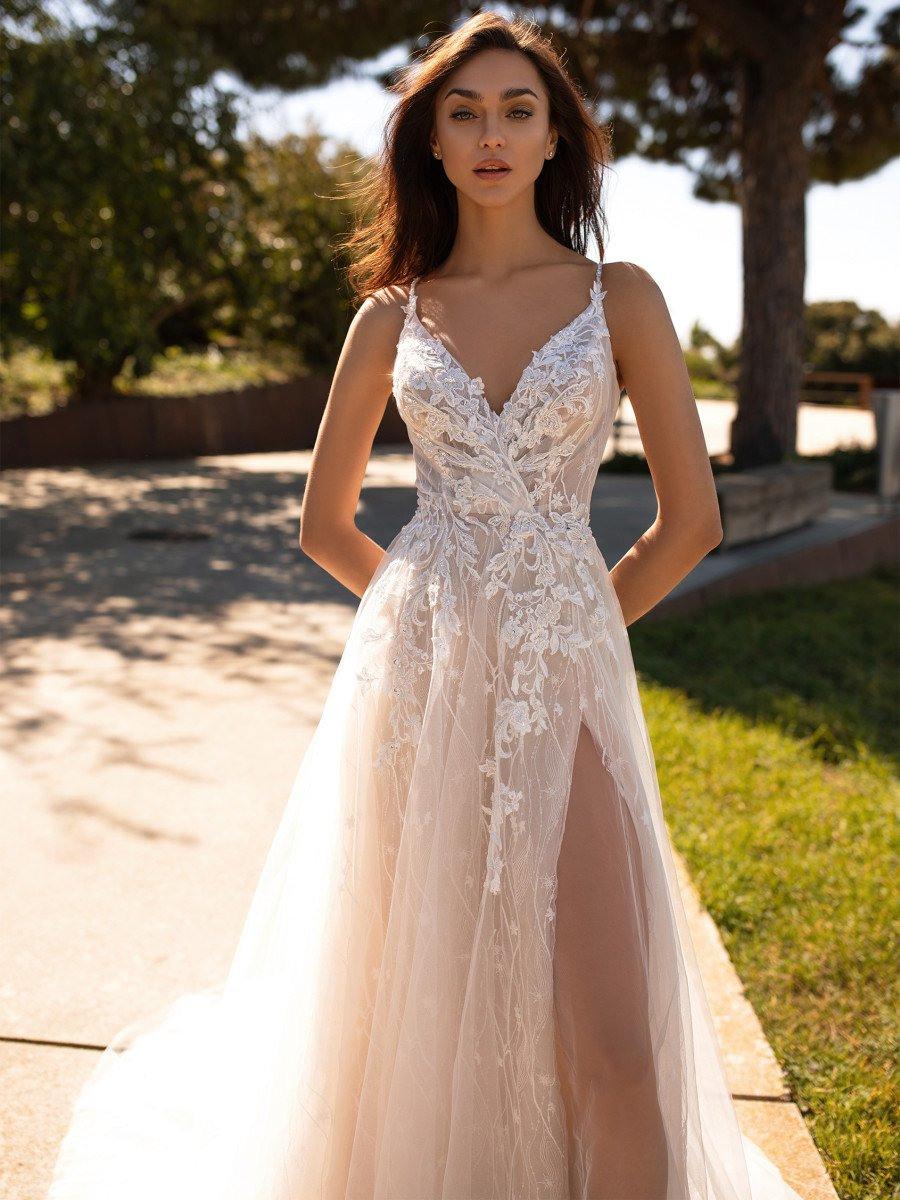 Lässige Brautkleider Für Eine Super Romantische Hochzeit