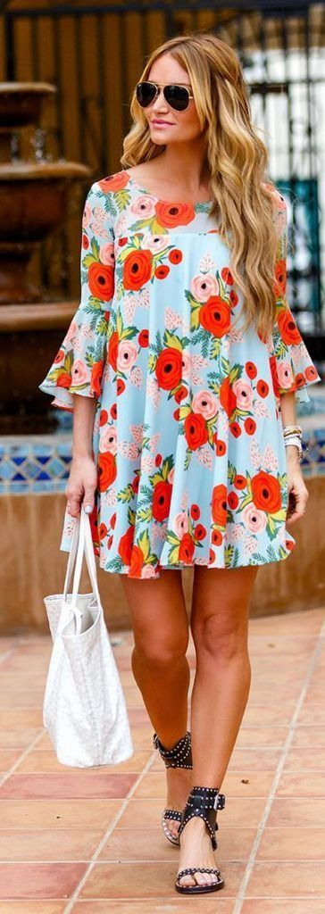 Lässige Outfits Für Frauen  23 Süße Kleider Für Den