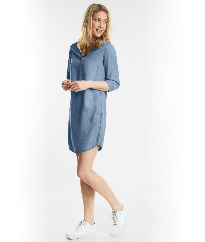 Lässiges Denim Style Kleid Von Cecil Bei Peppys Kaufen Und