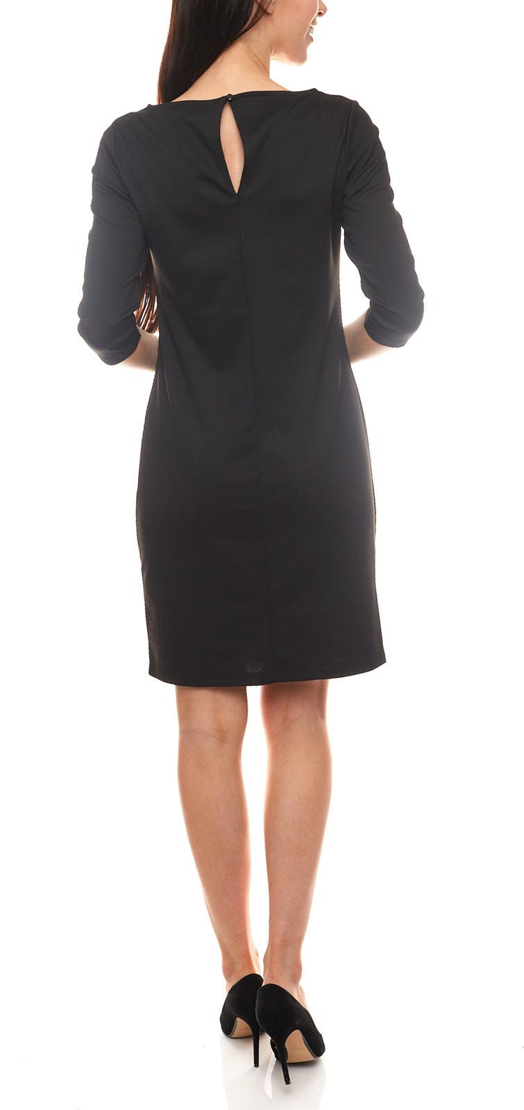 Laura Scott Jerseykleid Körpernahes Damen Herbstkleid
