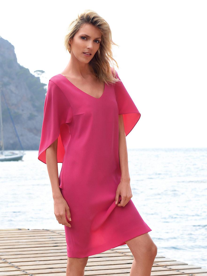 Laurèl  Kleid Mit Tiefem Vausschnitt  Pink