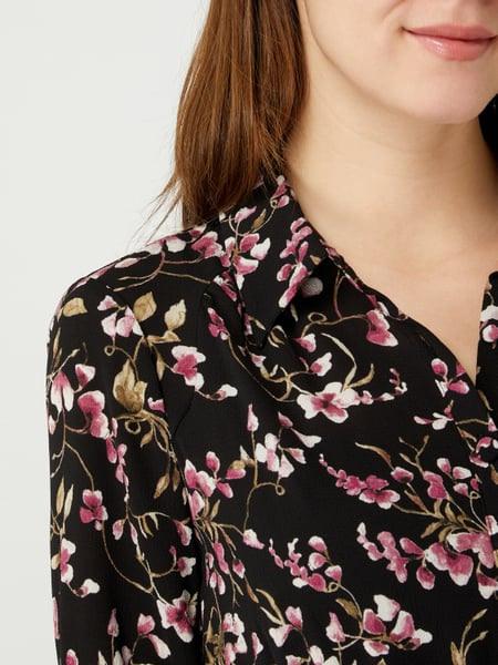 Lauren Ralph Lauren Blusenkleid Mit Floralem Muster In