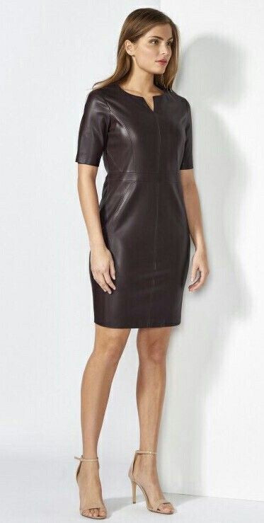 Lederlady  Kleidung Lederkleid Kleider