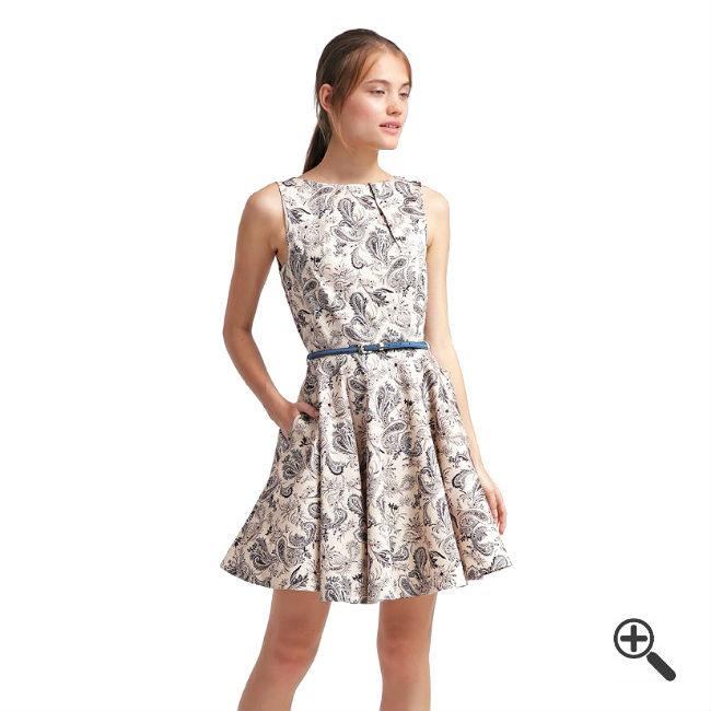 Leichte Sommerkleider Kurz  3 Sommer Outfit Ideen Für