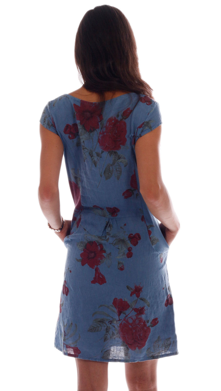 Leinen Kleid  Mode Aus Karlsruhe