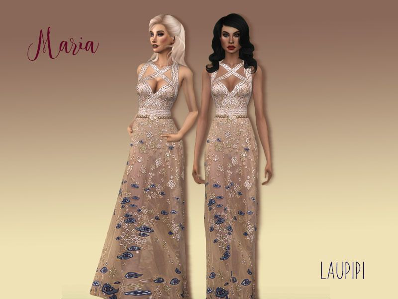 Let's Continue With Embellished Dress Enjoy Found In Tsr