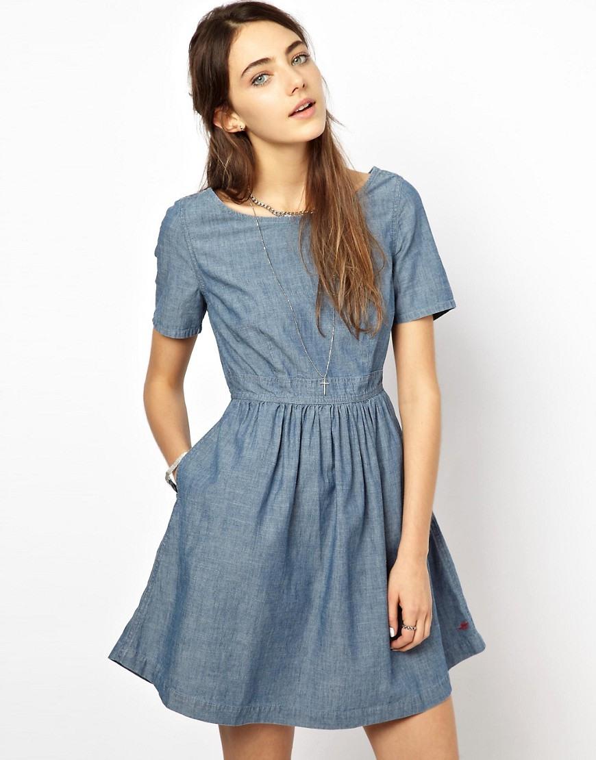 Levis  Levi'S Denim Dress At Asos