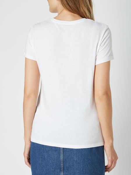 Levi'S® Tshirt Aus Baumwollmodalmix In Weiß Online