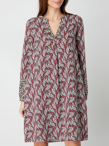 Lieblingsstück Kleid Aus Viskose Modell 'Rhona' In Orange