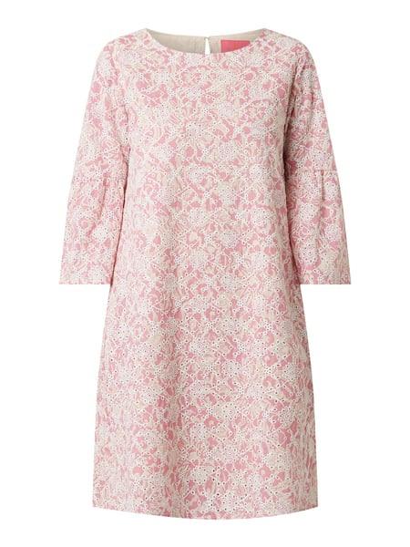 Lieblingsstück Kleid Mit Lochstickereien Modell 'Elsita
