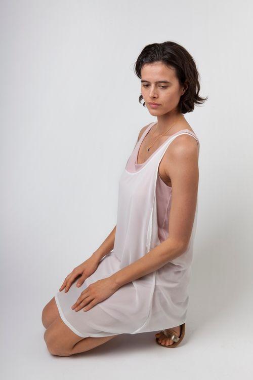 Light Dress  Transparentes Kleid Kleider Schneiden