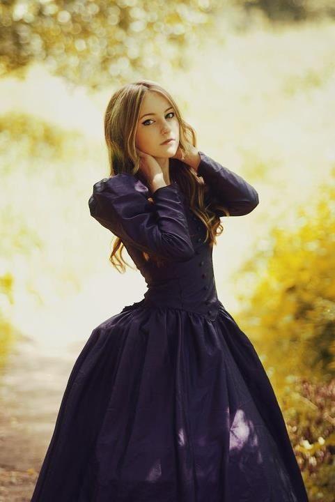 Like A Princess  Viktorianische Kleider Historisches