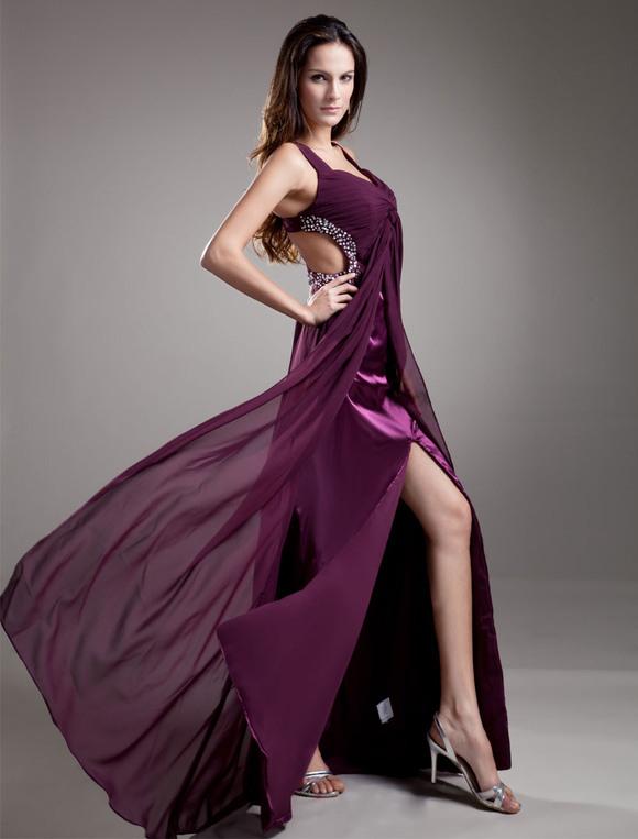 Lila Kleid Welche Schuhfarbe  Trendige Kleider Für Die