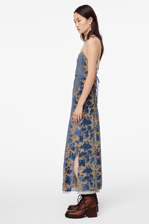 Limited Edition Velvet Dress  Zara United Kingdom In 2020