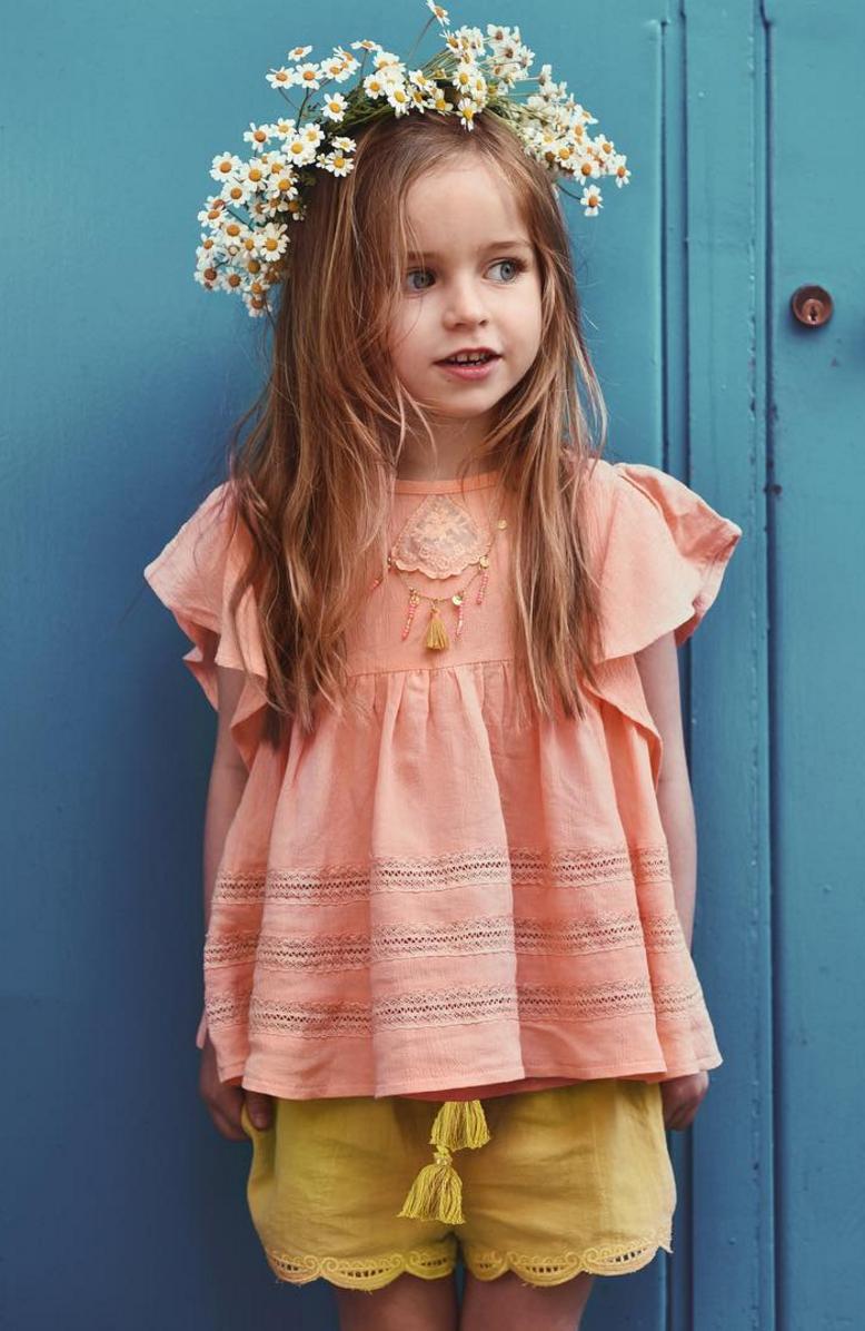 Louise Misha  Mädchen Kleidung Kleider Für Kleine