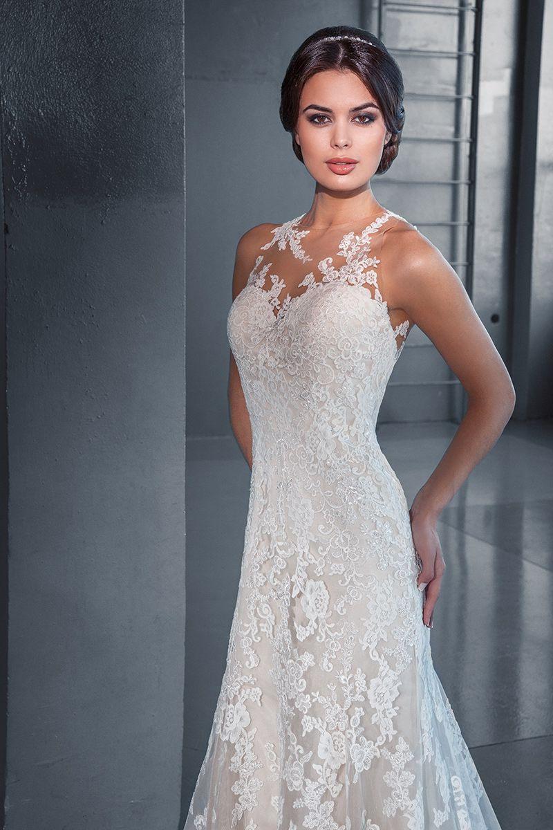 Lovebridal 14646  Kleid Hochzeit Brautkleid Trompete