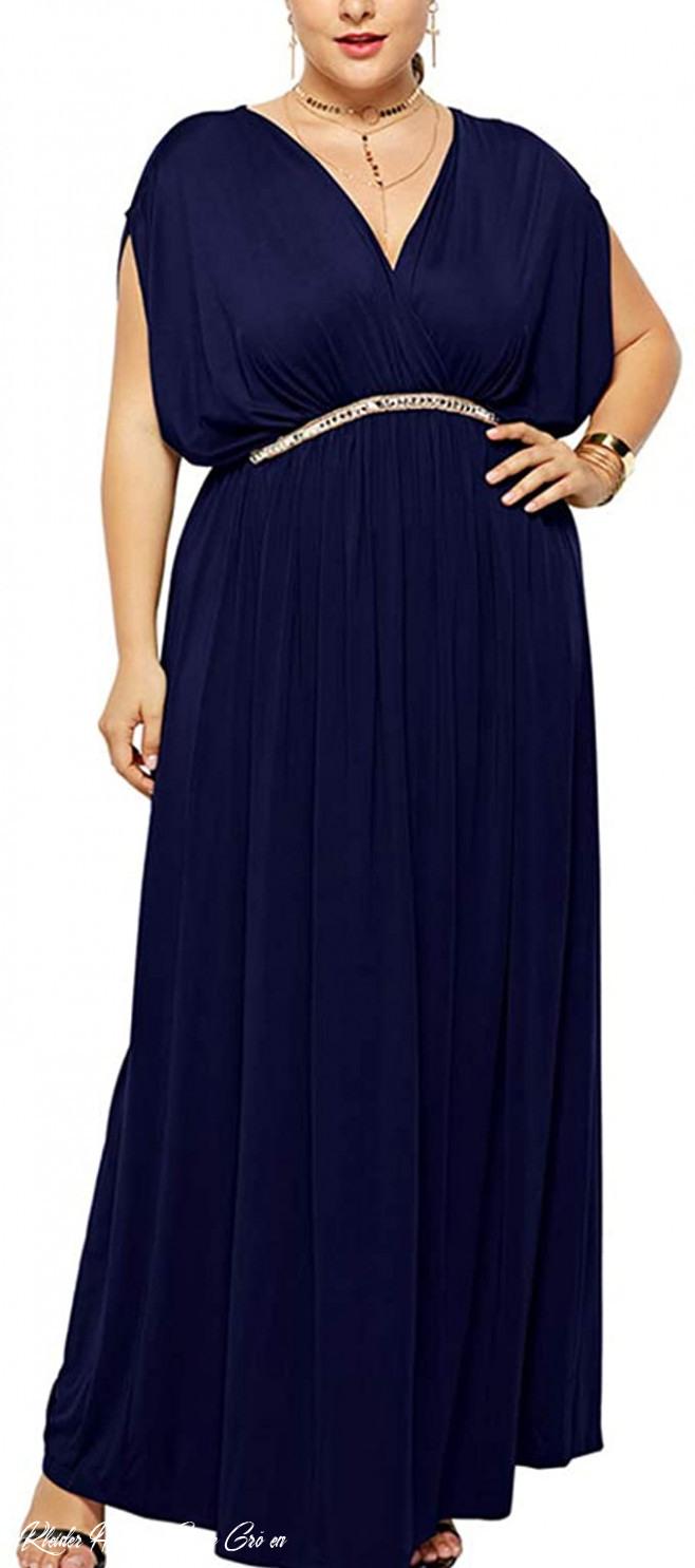 Lover Beauty Abendkleid Große Größen Kleider A Linie