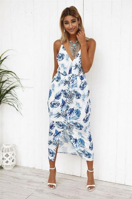 Luftige Sommerkleider Mit Halbarm