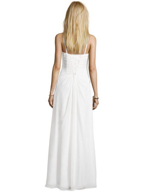 Luxuar Brautkleid Mit Herz Dekolletee Und Blüten