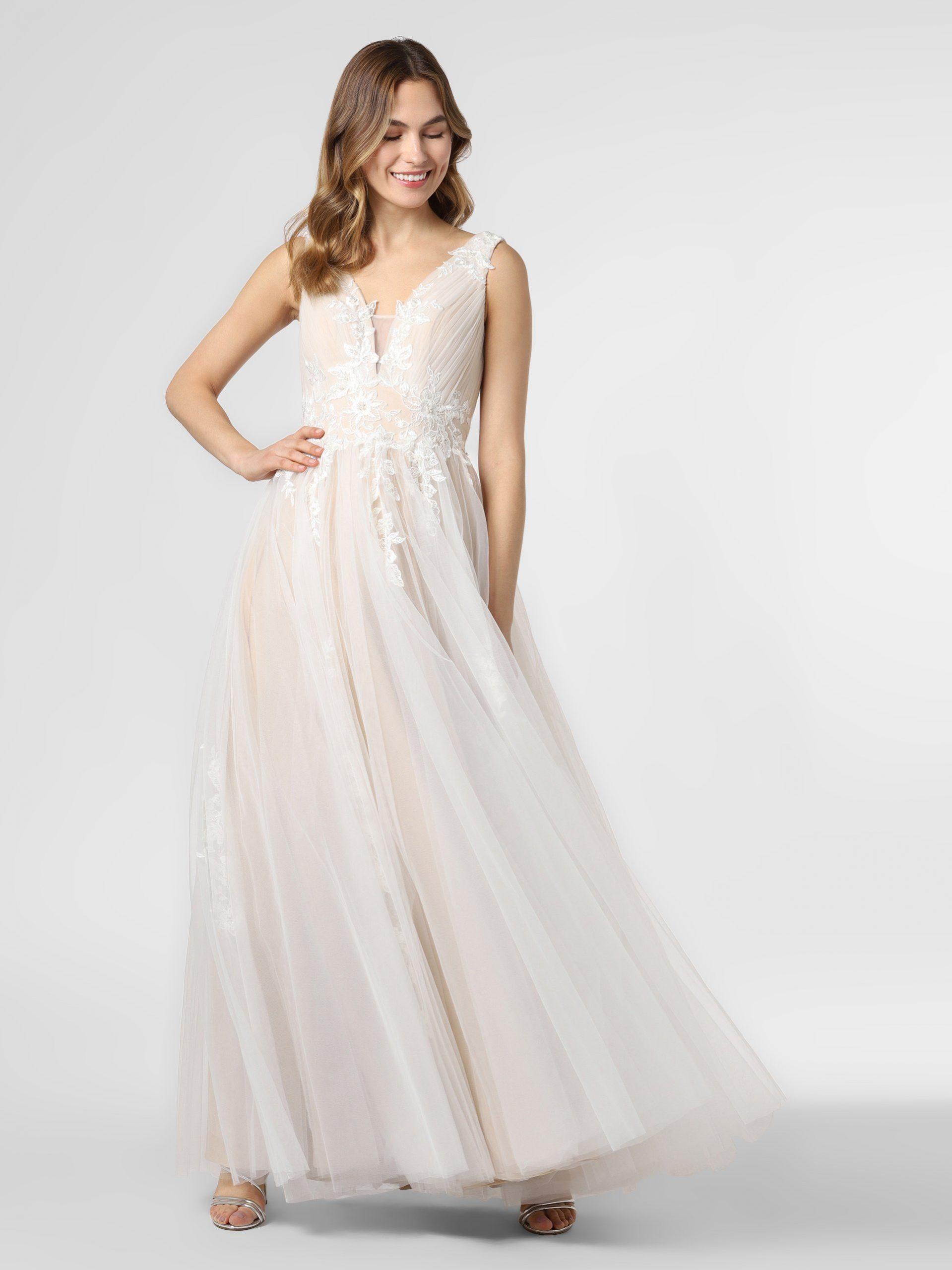 Luxuar Fashion Damen Brautkleid Online Kaufen  Peekund