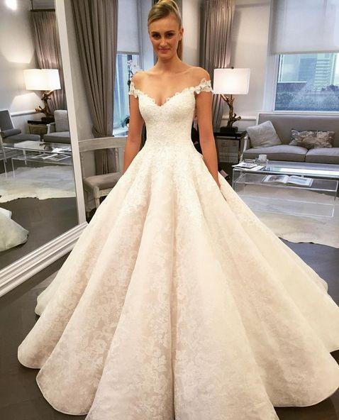 Luxus Und Romantik Mit Der Braut Kollektion Romona Keveza