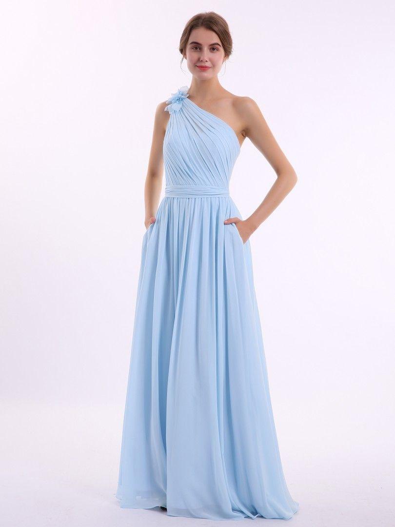 Lynn  Chiffon Kleid Formelle Kleider Und Bodenlange Kleider