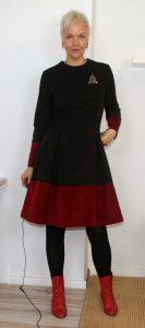 Machen Statt Kaufen  Wolle Kaufen Langärmelige Kleider