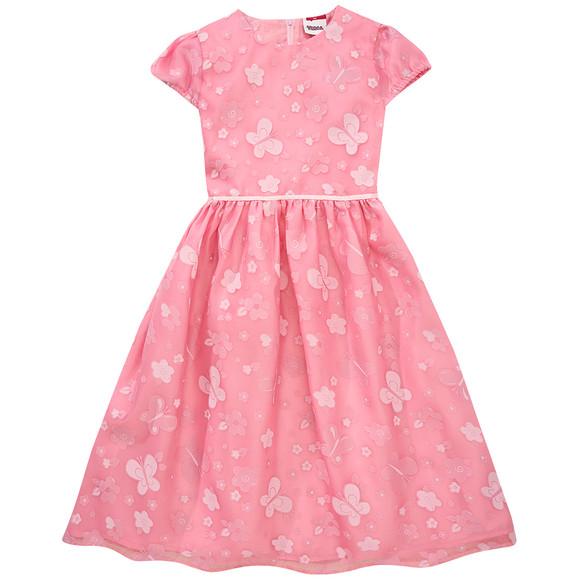 Mädchen Kleid Mit Schmetterlingen  Ernsting's Family