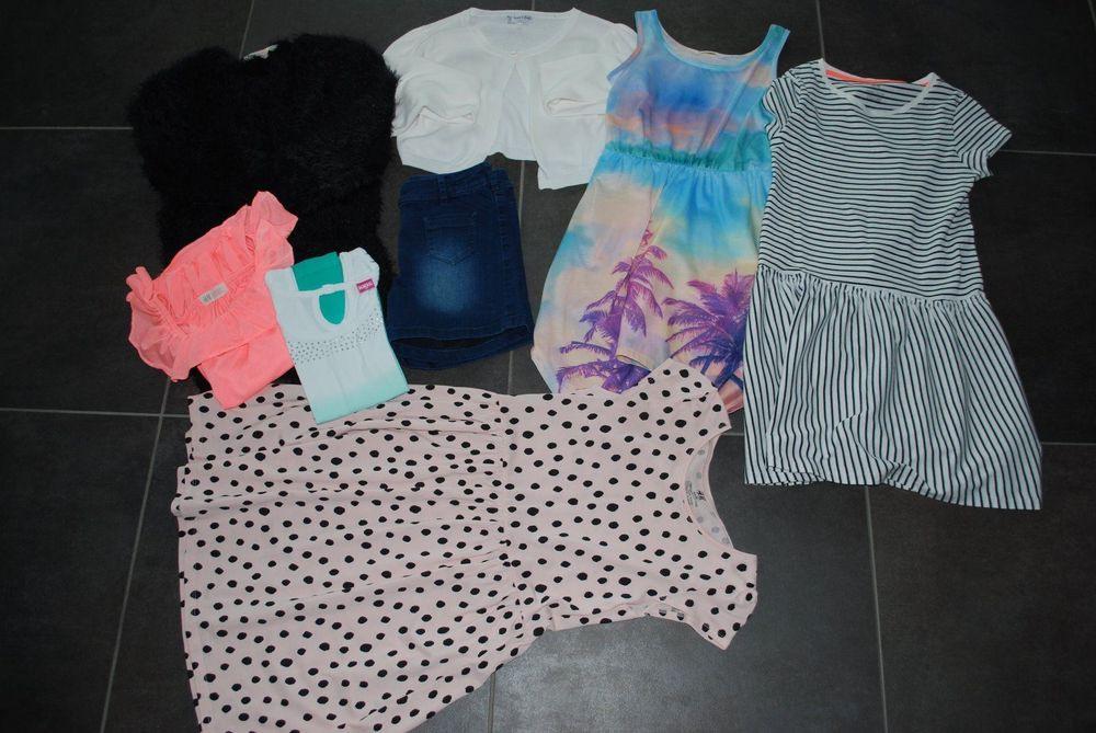 Mädchen Kleider Set  Kaufen Auf Ricardo