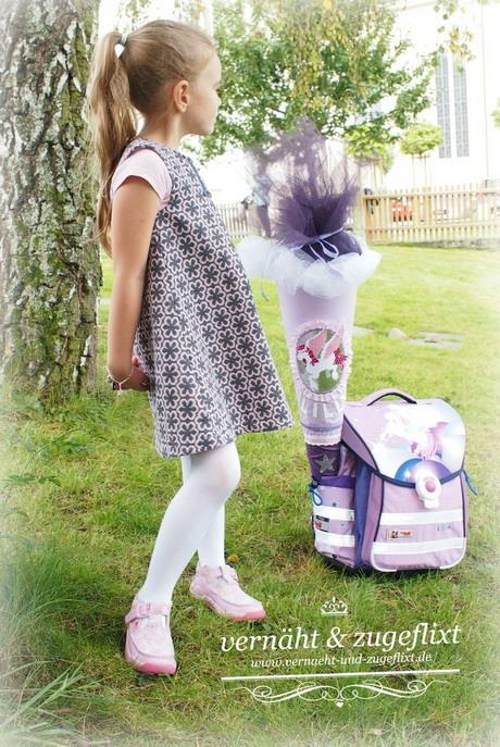Mädchenkleider Einschulung