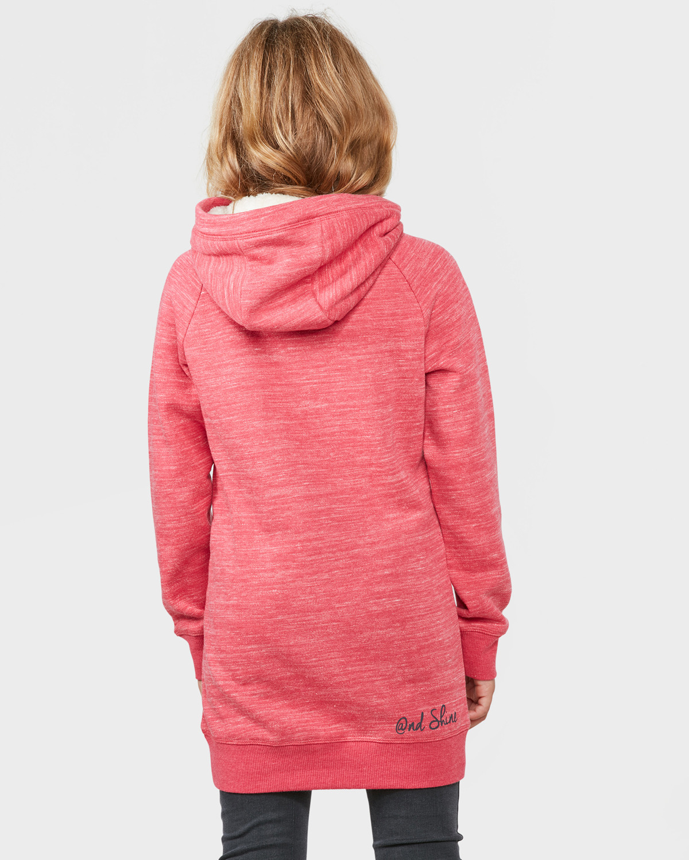 Mädchensweatkleid Mit Kapuze  79477161  We Fashion