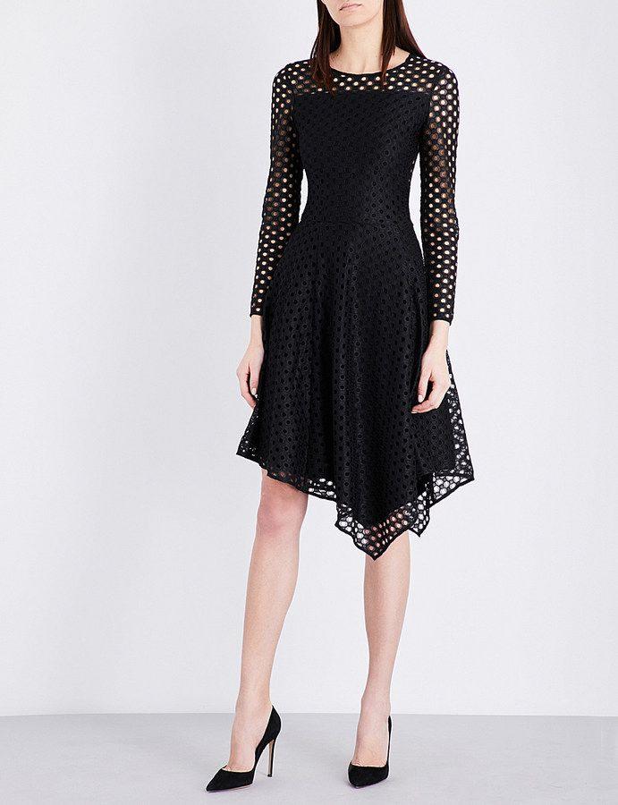 Maje Rana Lace Dress Mit Bildern  Kleider Kleid Spitze