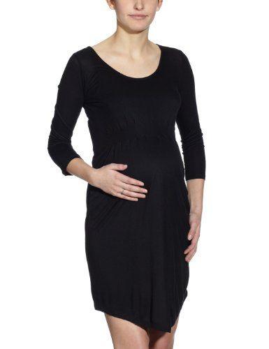 Mamalicious Damen Umstandsmode Kleid 13072302 Gr 36 S